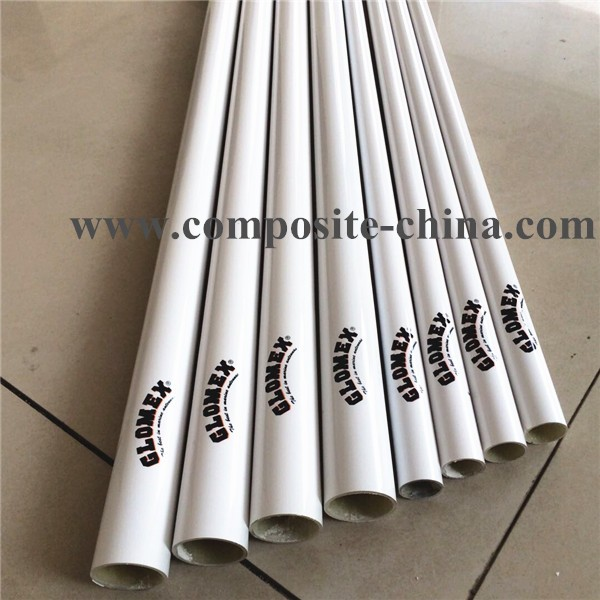 Insulation fiber glass tube for marine sailboat mast