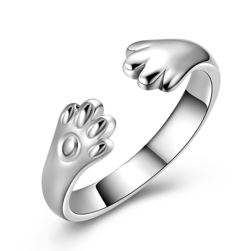 Cats paw cock ring