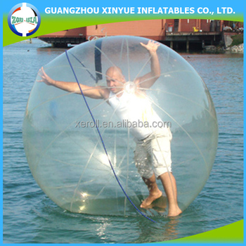 Top Sale Eu&us Standard Giant Inflatable Water Bubble Ball Walk-in ...