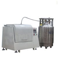 Temperature controlled grinding 0.4l,1l,2l,4l,8l planetary ball mill laboratory price for sale/ball grinding mill