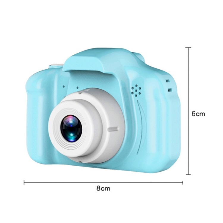 2 inch HD screen chargeable mini digital kids children video camera with photos and videos functions