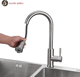 Factory Direct Sale Bibcock Health Beauty Salon Pull Down Sink Faucet Water Tap