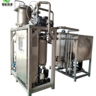 Higher Efiicient Than MVR Industrial Evaporator ZLD Waste water Treatment Plant Chemical Distilled