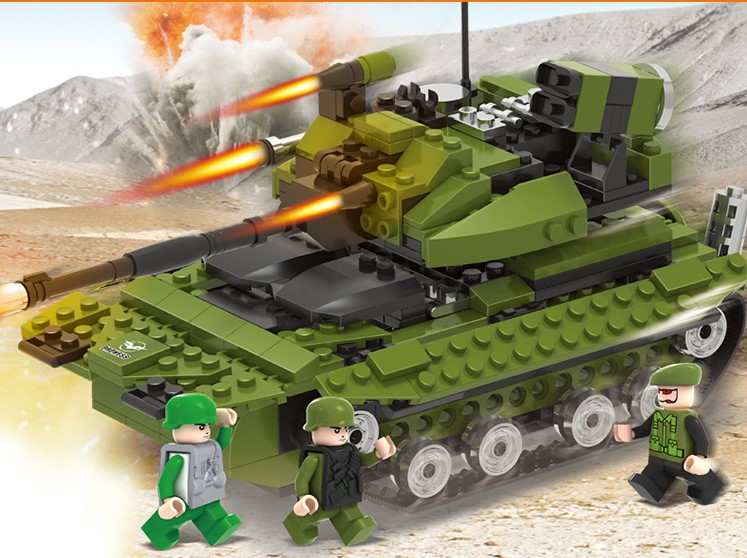 Army Tanks Toys 107