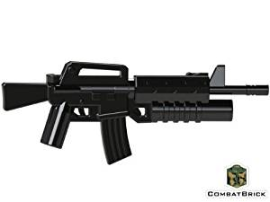 M16A2 weapon Marine LEGO custom parts Army Equipment [regular imported goods] by CombatBrick