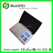 Factory Manufacturing LCD 0.01g 0.1g Small Digital Balance Machine SF-716