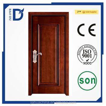 house kerala door designs solid teak wood door price wood door with frame - Door With Frame