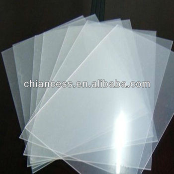 Clear Plastic Film And Pc Solid Sheet And Polycarbonate
