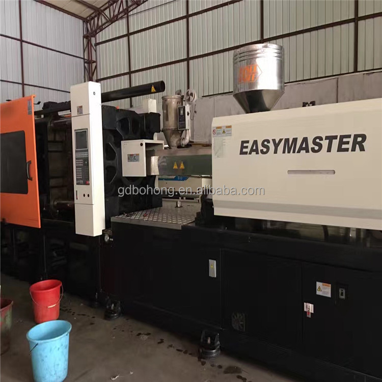 CHENDE 400T plastic injection molding machine used/ 2015 year with original servo motor
