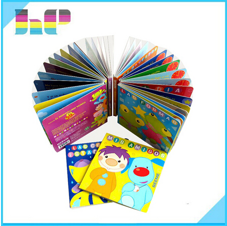 wholesale printing coloring board blank bulk children books