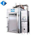 ZXL-1000 Smoked Chicken Meat Making Oven Machine For Make Smoking Fish Sausage