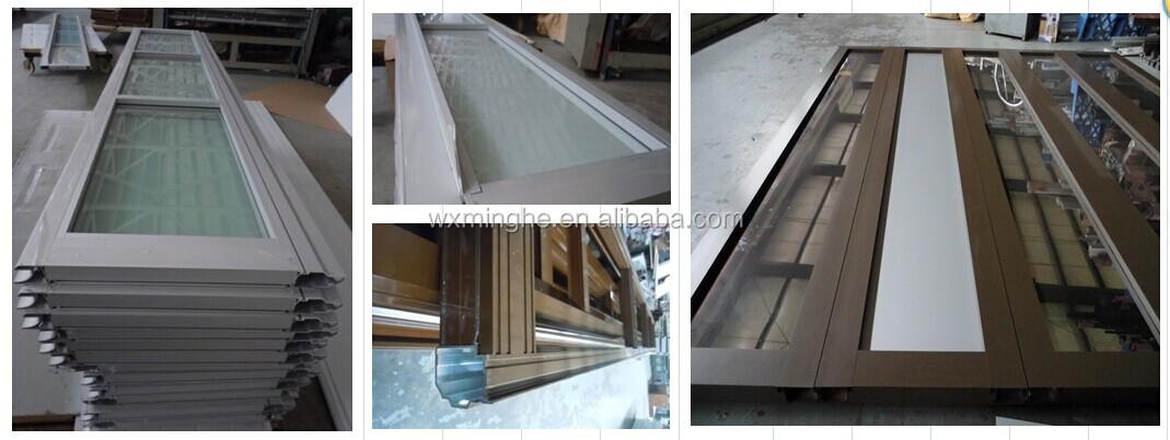 Plexiglass Garage Doorgarage Door Safety Aluminum Glass Garage Door