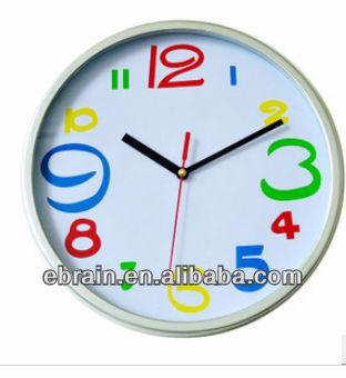 f1c9aea9401d Funny Cartoon Reloj De Pared Para Los Niños