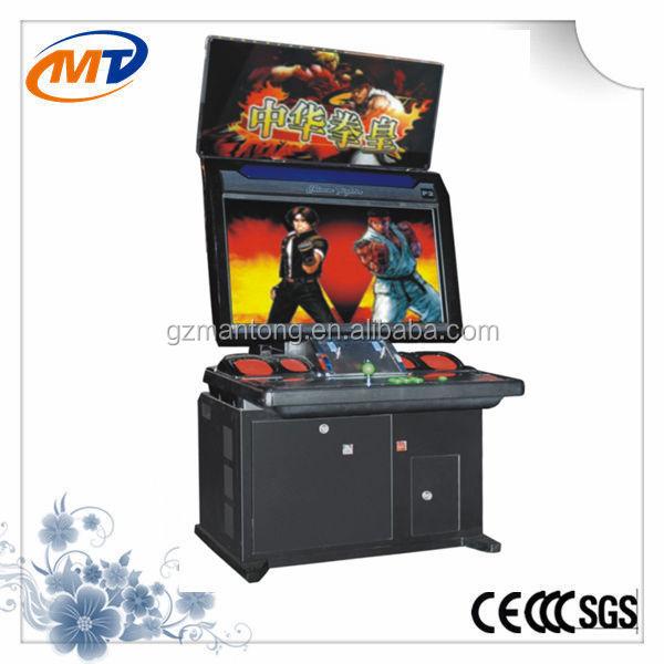 Mantong Factory Empty Arcade Cabinet For Tekken Game And Pandora's ...