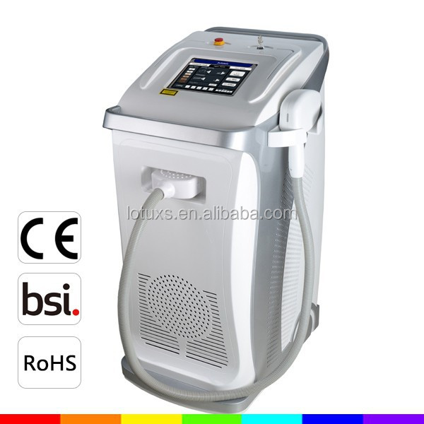 Factory Price German Bars Painless 810nm Diode Laser Hair Removal Bikini Line