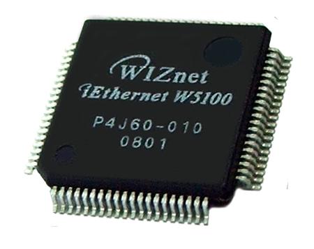 Networking W5100 Tqfp-80 Powerline-netzwerkadapter