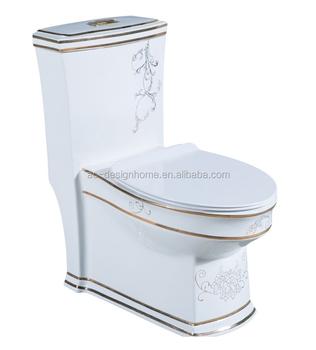 Indian Water Closet Bathroom Toilet WC Hotel C017 AC005