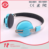 Mobile phones accessories wholesale bluetooth silent disco headphone with CE ROHS FCC
