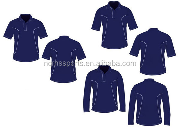 Best Quality New Design Sublimated Design Cricket Jersey