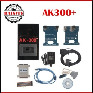 Factory price!!Auto key programmer zed full key programmer ak300 plus key  programmer for bmw ak300 with high quality