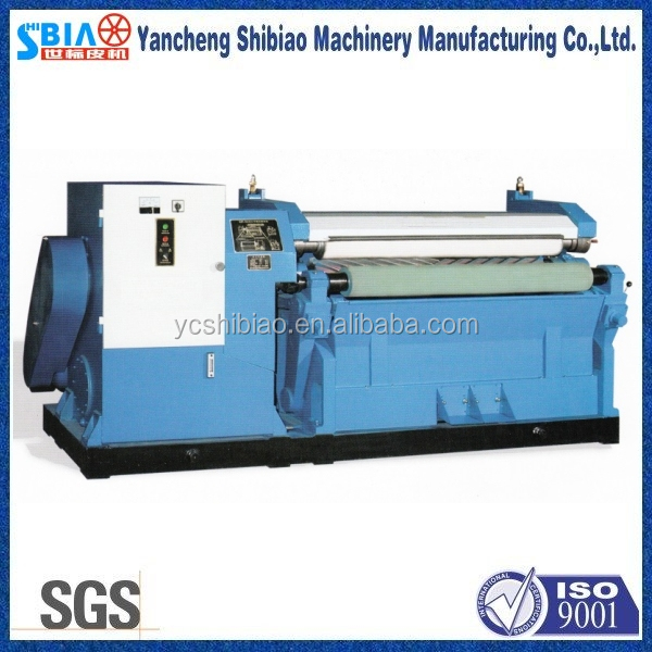 sheep goat skin sammying and setting out machine