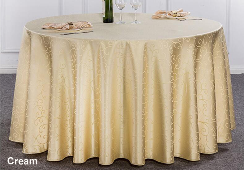 Polyester Table Cover Folding Banquet Table Cover Spandex Chair Covers Self Tie Chair Covers Sashes