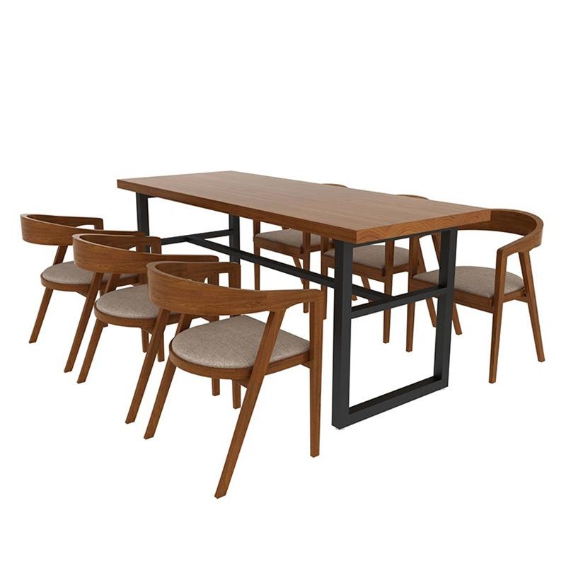 Venta al por mayor sillas de comedor baratas conjunto de 6 ...