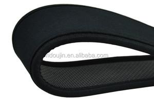 Neoprene material DSLR digital camera shoulder strap with good stress releaser feature