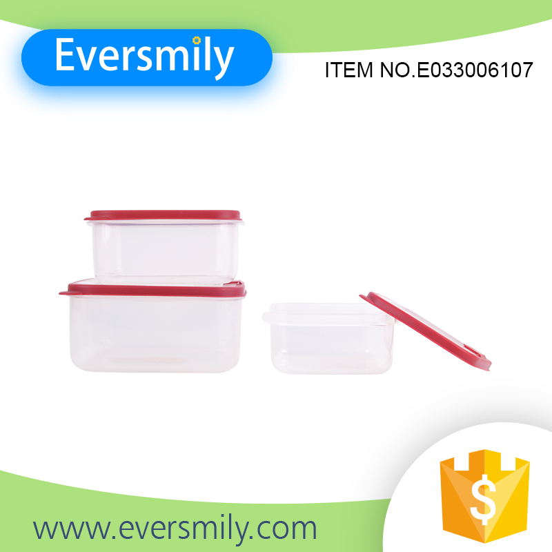 High quality new style plastic cheap food transport container with lid