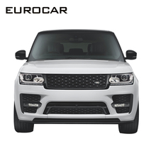 Vogue Svo Body Kit For Front Bumper Rear Bumper And Grille Pp 20132017 Year