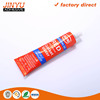 MSDS Certification Heat resistant RTV silicone best selling glass glue