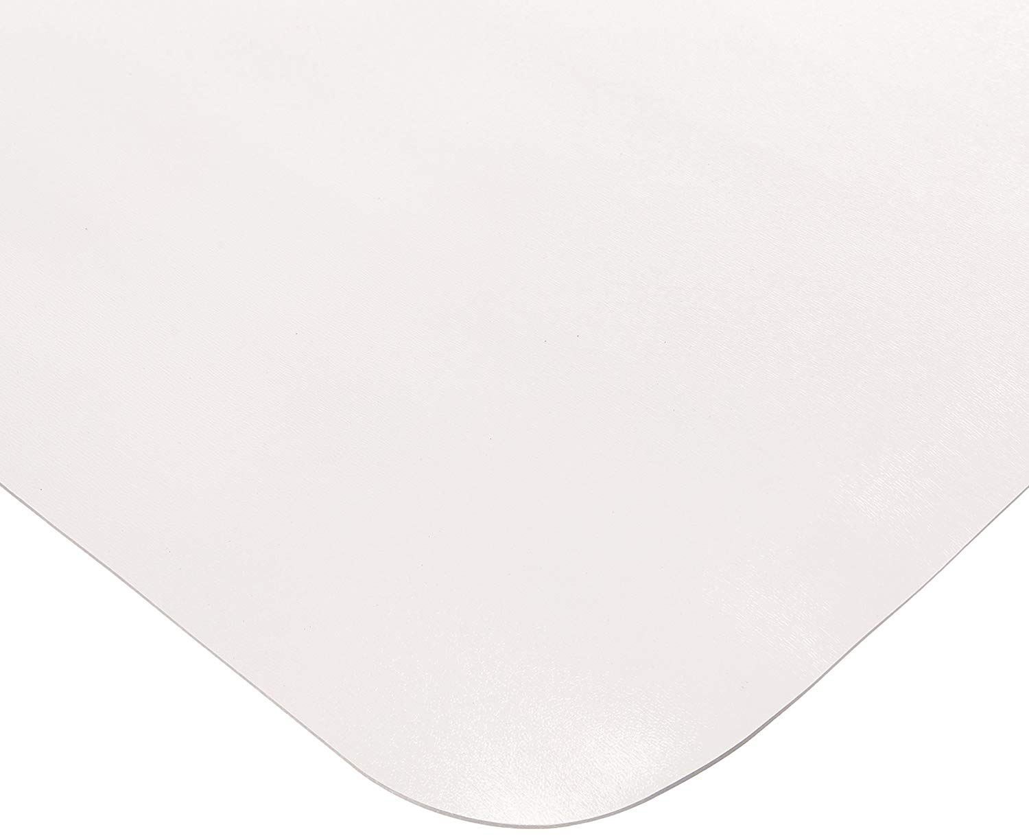 """Office Marshal Anti-Static Hard Floor Office Chair Mat - 100% Polycarbonate - 36"""" x 48"""" - Clear & High Strength - Performa Series - Multiple Sizes"""