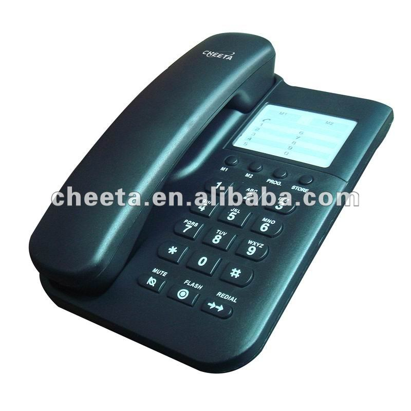 corded telephone with cheap price and basic function