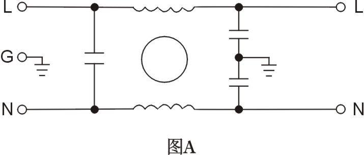 dad3 10a dc power line noise filter emi filter