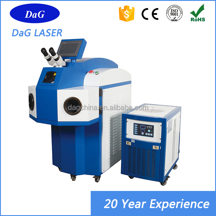 Factory hot sale high quality cnc laser welding machine