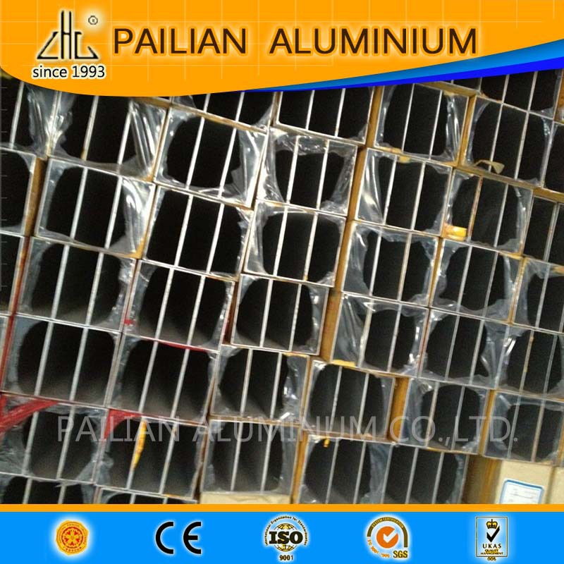 Durable aluminium tube hard anodized ,aluminium square tubes manufacturing ,6063 aluminium bending tube