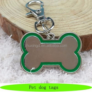 Hot sale dog tag engraver, custom metal pet tag, pet id tags