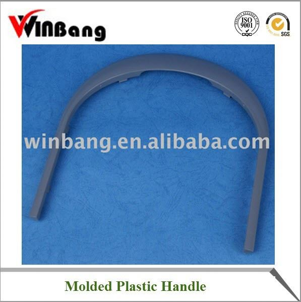 ABS, PP, PP, POM Molded Plastic Handle