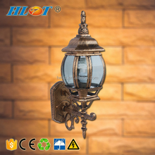New antique garden boundary wall light with ce rohs certificate