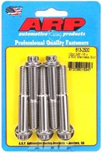 ARP 613-2500 3/8-16 x 2.500 12pt SS bolts by ARP