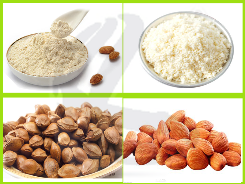 Bulk Defatted Blanched Sweet Almond Flour,Water Soluble Instant ...