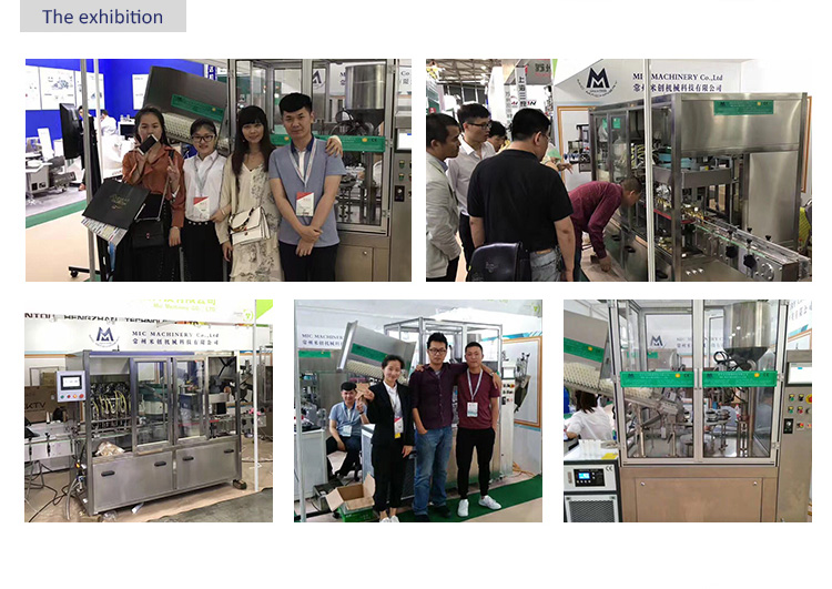 High quality corrosive liquid filling machine