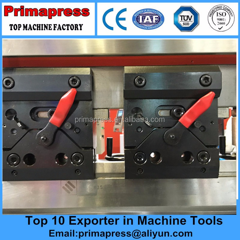 Amada Punch Clamp And Holder Press Brake Punch Clamp