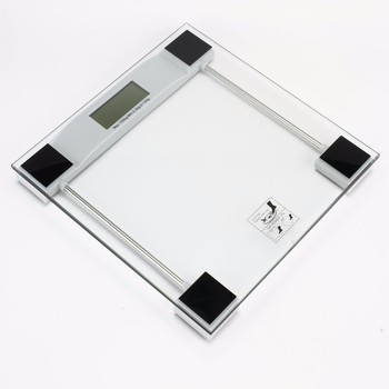 WellDone 2017 YongKang Rectangle Mechanical Bathroom Scale/digital Body  Weight Scale JW303