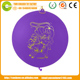 Custom made purple round shape with plastic hand party punch balloons