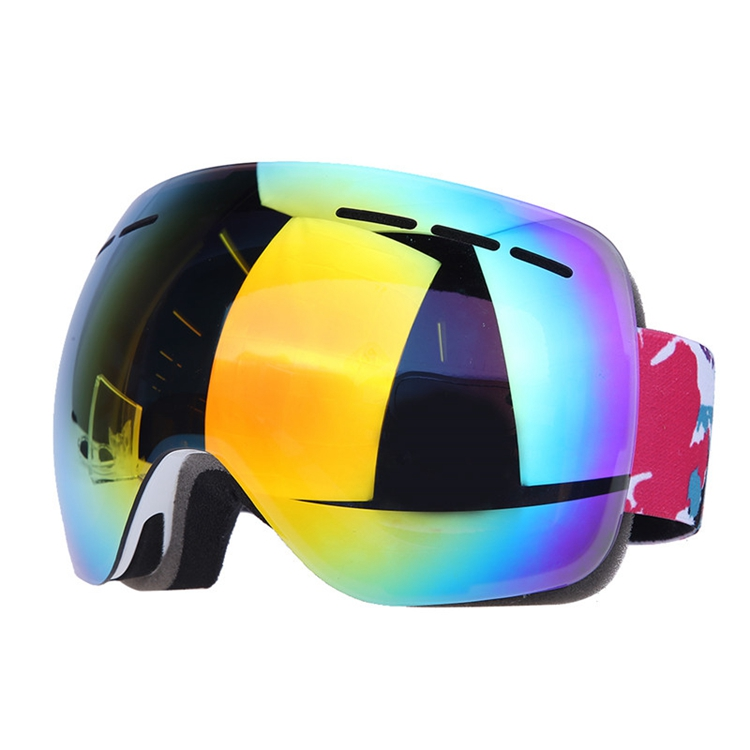 Sports & Action Video Camera Hd 720p Camera With Ski-sunglass Goggles With Colorful Anti-fog Lens For Ski Consumer Electronics Transparent Lens For Moto Free Shipping Complete Range Of Articles