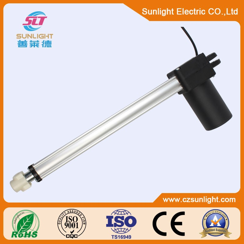 Linear Actuator 24v Dc Motor With Ip42 Protection Class