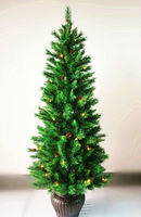 American style hot sell artificial Christmas pvc tree
