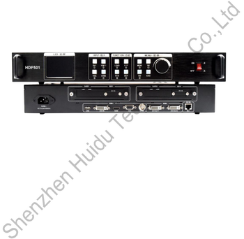 Hdp501 Dvi Hdmi Vga Led Video Processor From Huidu Company - Buy High  Quality Hdmi Led Video Processor X Videos Hd-p501,Led Video Processor