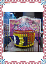 Patented Great children park rides kids amusement small disco tagada for sale with CE approved